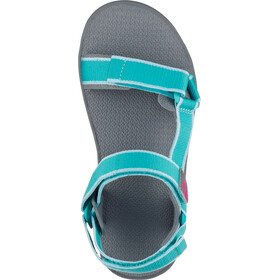 Jack Wolfskin Seven Seas 2 Chaussures Fille, aquamarine